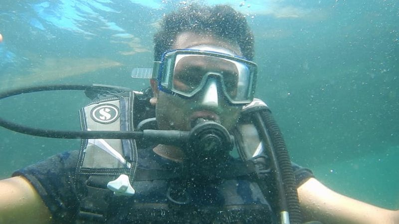 Cheapest Scuba Diving - Goa