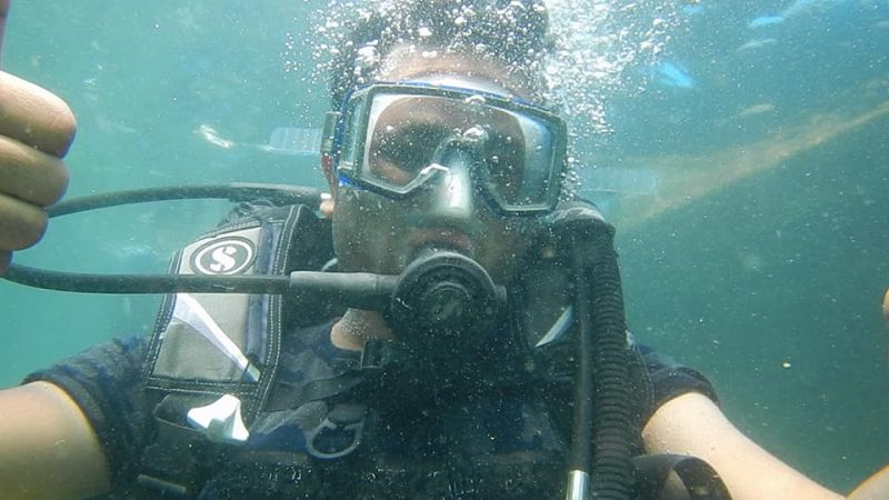 Cheapest Scuba Diving in Goa
