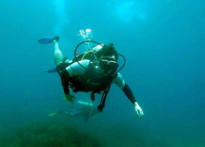 Diving-in-goa