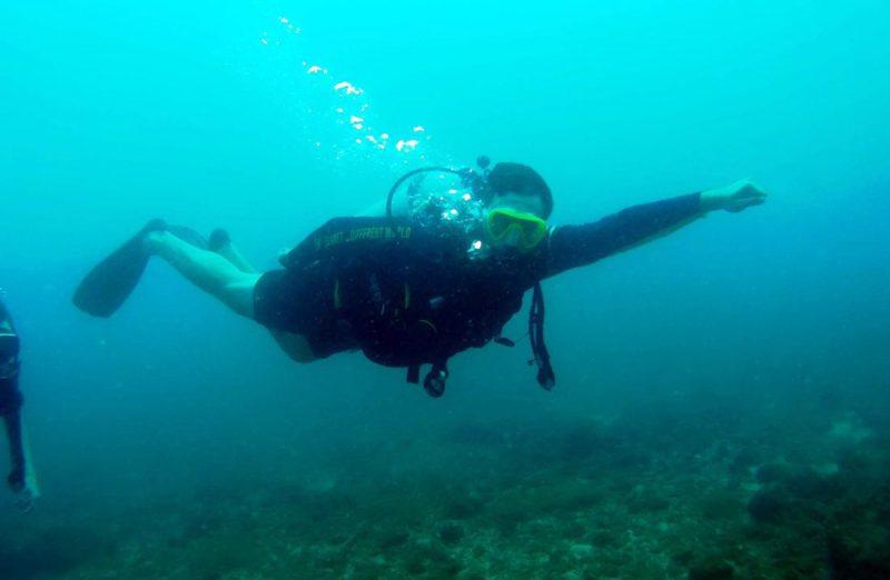 Scuba-Diving-at-Grand-Island-in-Goa