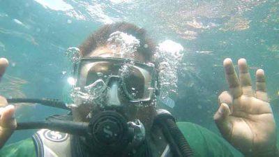 Scuba Diving in Goa Grand-Island Tour-